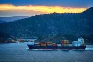 cargo conteneurs transport